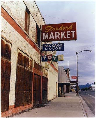 McGill, Nevada 2003