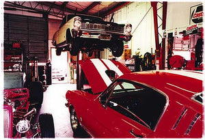 Rick's Speed Shop, Lodi, California 2000