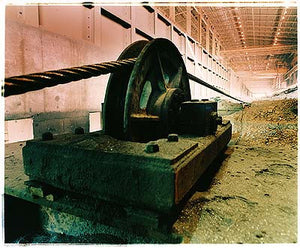 Ingot Buggy Winch, Bloom&Billet Mill, Scunthorpe 2007