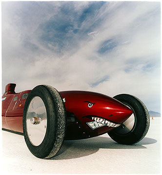 The Rocklitzer's Raspberry Rocket III, Bonneville 2003