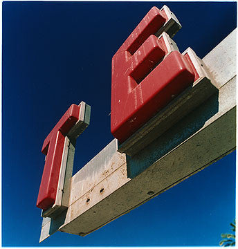 Texaco Marine (det) II, Salton Sea, California 2003