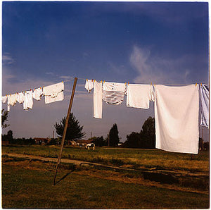 Washing Line, Soham 1997