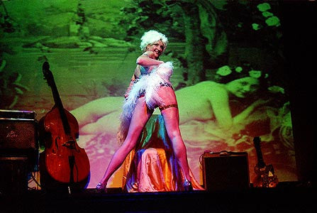 "Blonde Venus, ""The Whoopee Club"" London 2003"