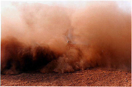 Buick in the dust IV, Norfolk, 2000