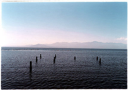 Jetty - North Shore Yacht Club I, Salton Sea, California 2002