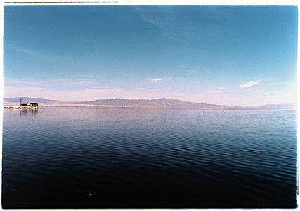View from Desert Shores I, Salton Sea, California 2002