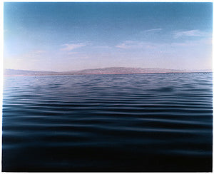 View from Desert Shores III, Salton Sea, California 2002