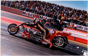 Brian Johnson - Imperial Wizard, Main Event, Santa Pod 1997