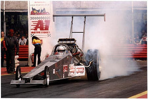 Peter Schofer, European Finals, Santa Pod 2003