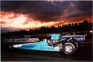 Mark Fairhurst, European Finals, Santa Pod 2003