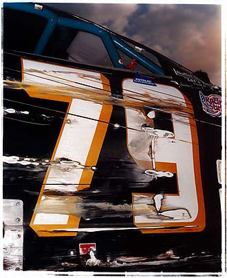 #79 Chevy Monte Carlo, Rockingham, 2002