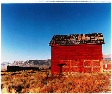 Shed, Railroad Depot, Ely, Nevada 2003