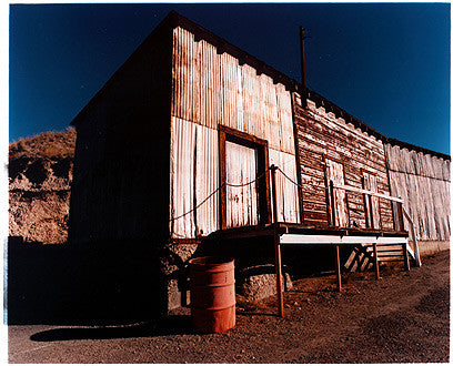 Depot Buildings, Ely, Nevada 2003