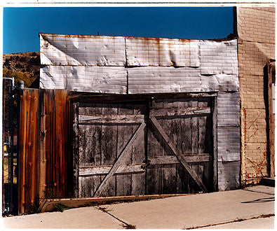 Gate I, Eureka, Nevada 2003
