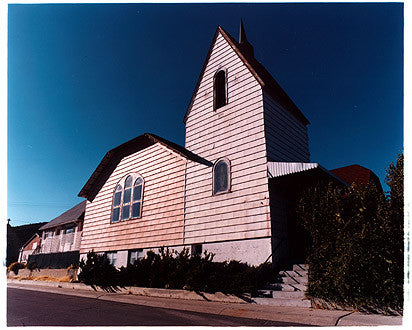 Church, Ely, Nevada 2003