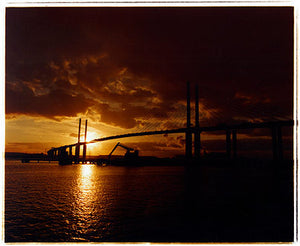 Queen Elizabeth II Bridge, West Thurrock 2004