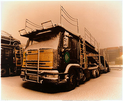 Lorry Park, West Thurrock 2004