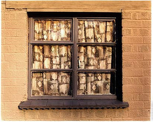 Hut Window, Bletchley Park, 2003
