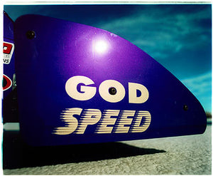 God Speed, Bonneville, Utah 2003