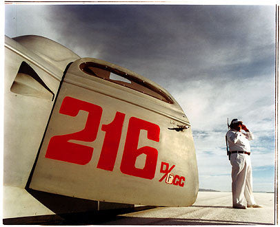 216 Tom Thumb Special, Bonneville, Utah 2003