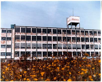 British Bata Warehouse, East Tilbury 2003