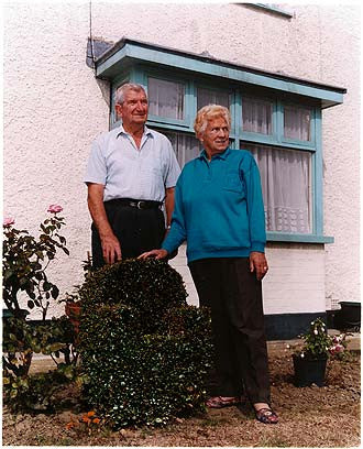 Mr & Mrs Leaf - Bata Avenue, East Tilbury 2003