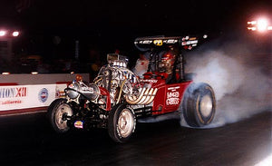 Fuel Altered - Winged Express, Famoso Raceway, Bakersfield 2003