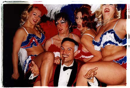 "Kaplans Burlesque, ""Tease-o-Rama"" Hollywood 2003"