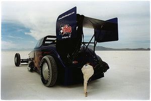 Mike Welch - Roadster, Bonneville, Utah 2003