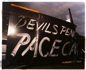 Devil's Peak Pace Car, Sweden 2004