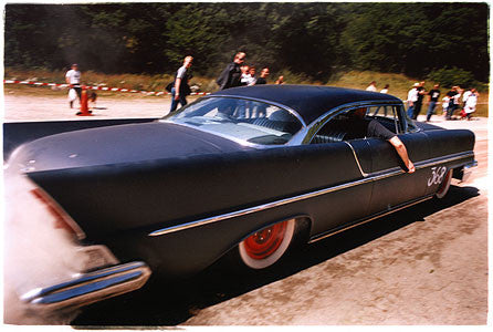 '57 Lincoln Hillclimb, Sweden 2004