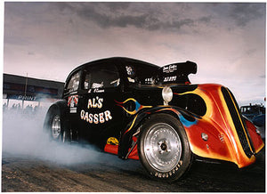 Al O'Connor - Al's Gasser, Main Event, Santa Pod 2004