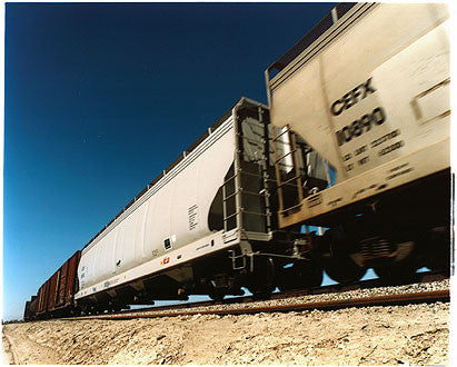 Southern Pacific Railroad, Salton Sea, California 2003