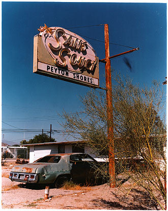 Sans-Souci, Desert Shores, Salton Sea, California 2003