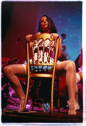 "Maya II, ""The Whoopee Club"" London 2003"