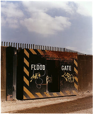 Floodgate (portrait), Grays Wharf 2004