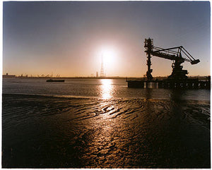 Sunset I - Proctor&Gamble Jetty, West Thurrock 2004