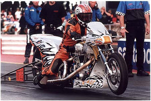 Joachim Riemer - Cracker, Main Event, Santa Pod 2004