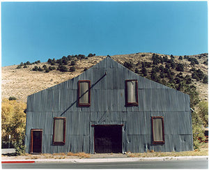 Barn, Eureka, Nevada 2003