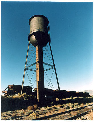Water Tower, Ely, Nevada 2003