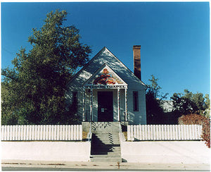 Wedding Chapel, Ely, Nevada 2003