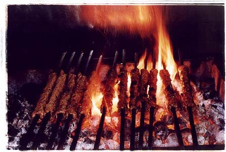 Asian Kebab, Southall, London 2004