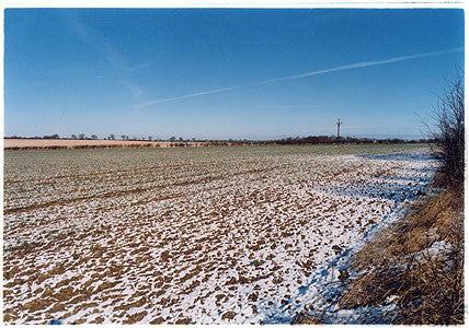 0°00' longitude, 52°11N' latitude, Field North of Toft, Cambridgeshire 2001