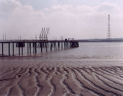 Jetty and Mudflats, Grays 2004