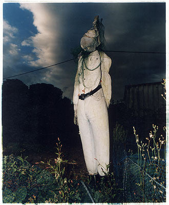 Scarecrow - Allotment I, Shepreth, Cambridgeshire 2005
