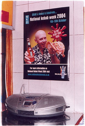 National Kebab Week, Stoke Newington, London 2004