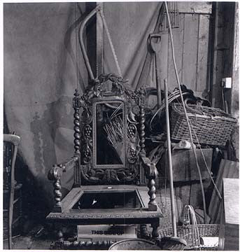 Chair, Swaffham, Norfolk 1986