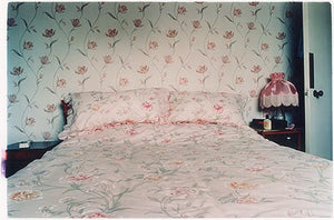 Bedroom, Post War Prefab, Wisbech 1993