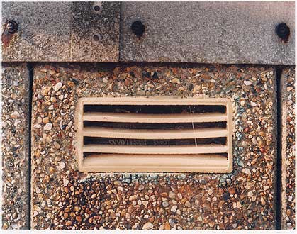 Airvent, Post War Prefab, Wisbech 1993