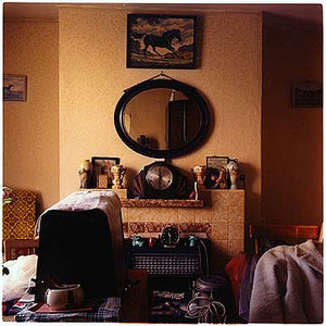 Living room, Cambridge 1990
